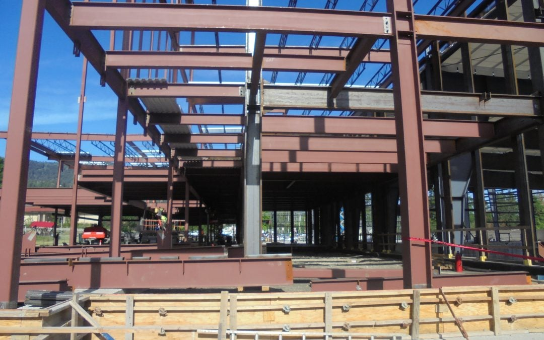 A Closer Look: Steel I-Beams And Their Purposes In Construction Projects
