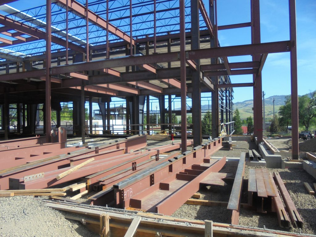 Commercial-Steel-Ibeams