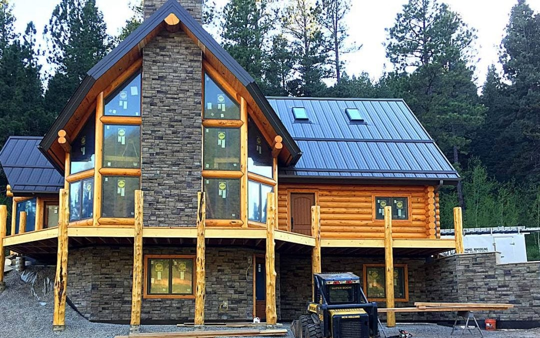 Log Homes Are No Longer A Thing Of The Past