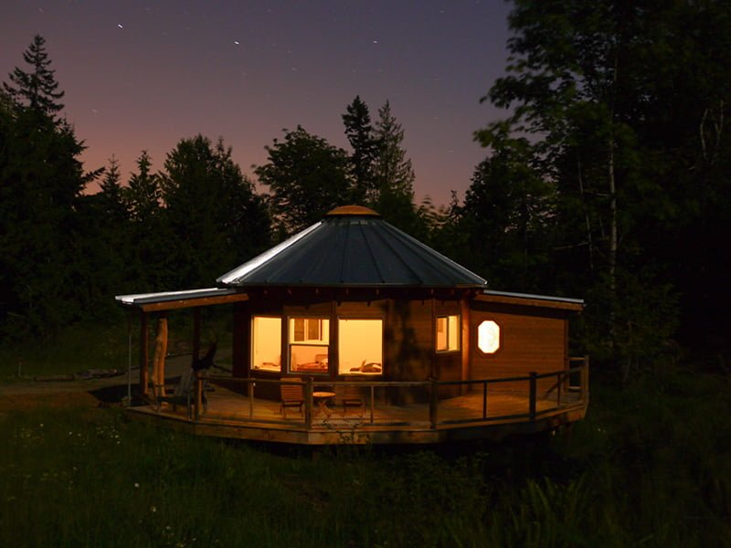 Yurt Living More Than You Imagine Pse Consulting Engineers Inc Find out how to build on a budget and discover yurt living costs. yurt living more than you imagine