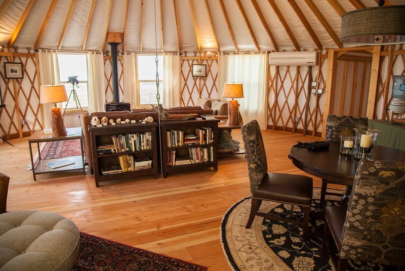 Yurt Living More Than You Imagine Pse Consulting Engineers Inc Inside is spatious, rustic, cosy and inviting, and this yurt features a reed exterior which traditionally replaces. yurt living more than you imagine