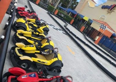 J&J Amusement Go-Carts