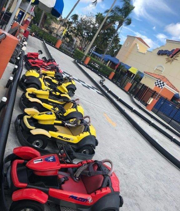 J&J Amusement Go-Carts