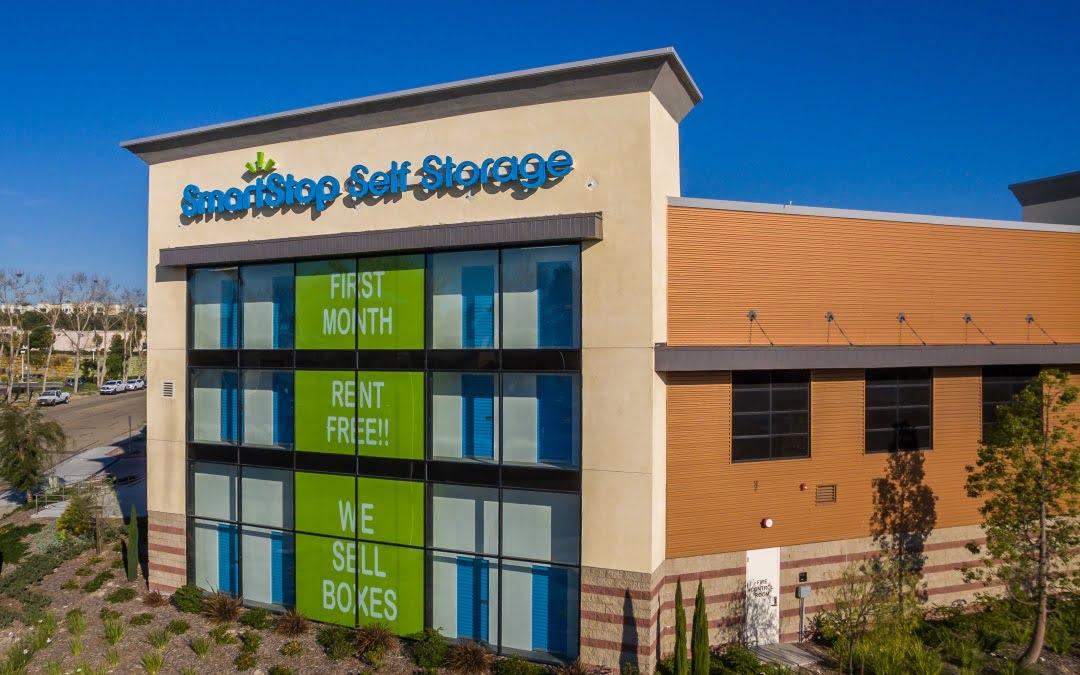 Smart Stop Storage – Chula Vista, CA