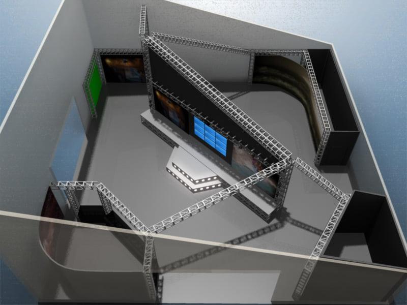 Aluminum-Event-Frame