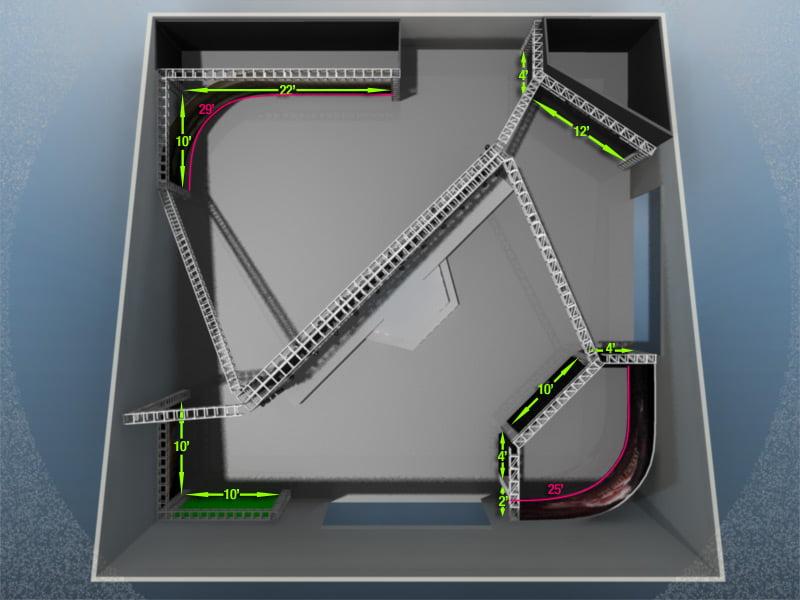 Aluminum-Tradeshow-Frame