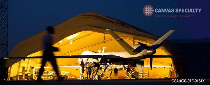 Aluminum-Frame-Fabric-Aircraft-Hangar