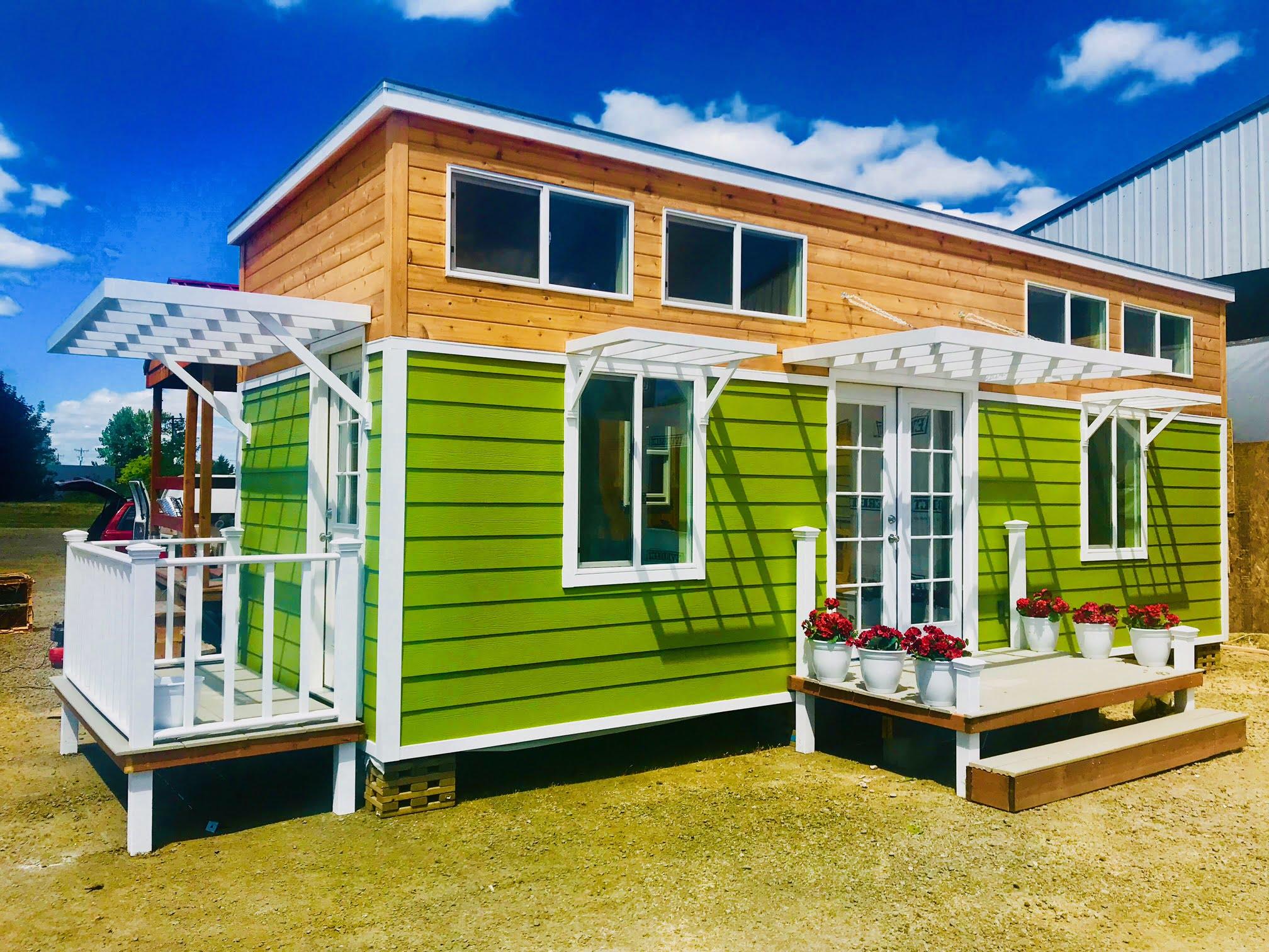 Modular-Tiny-House