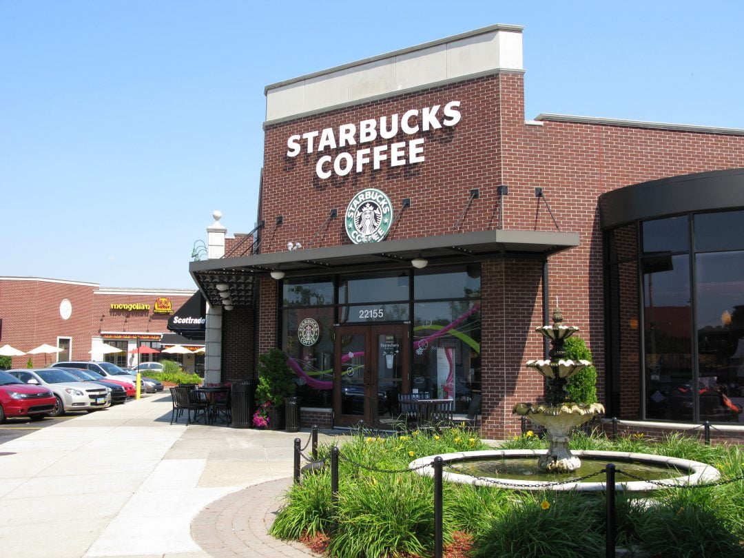 Aluminum-Architectural-Canopy-Awning-Starbucks