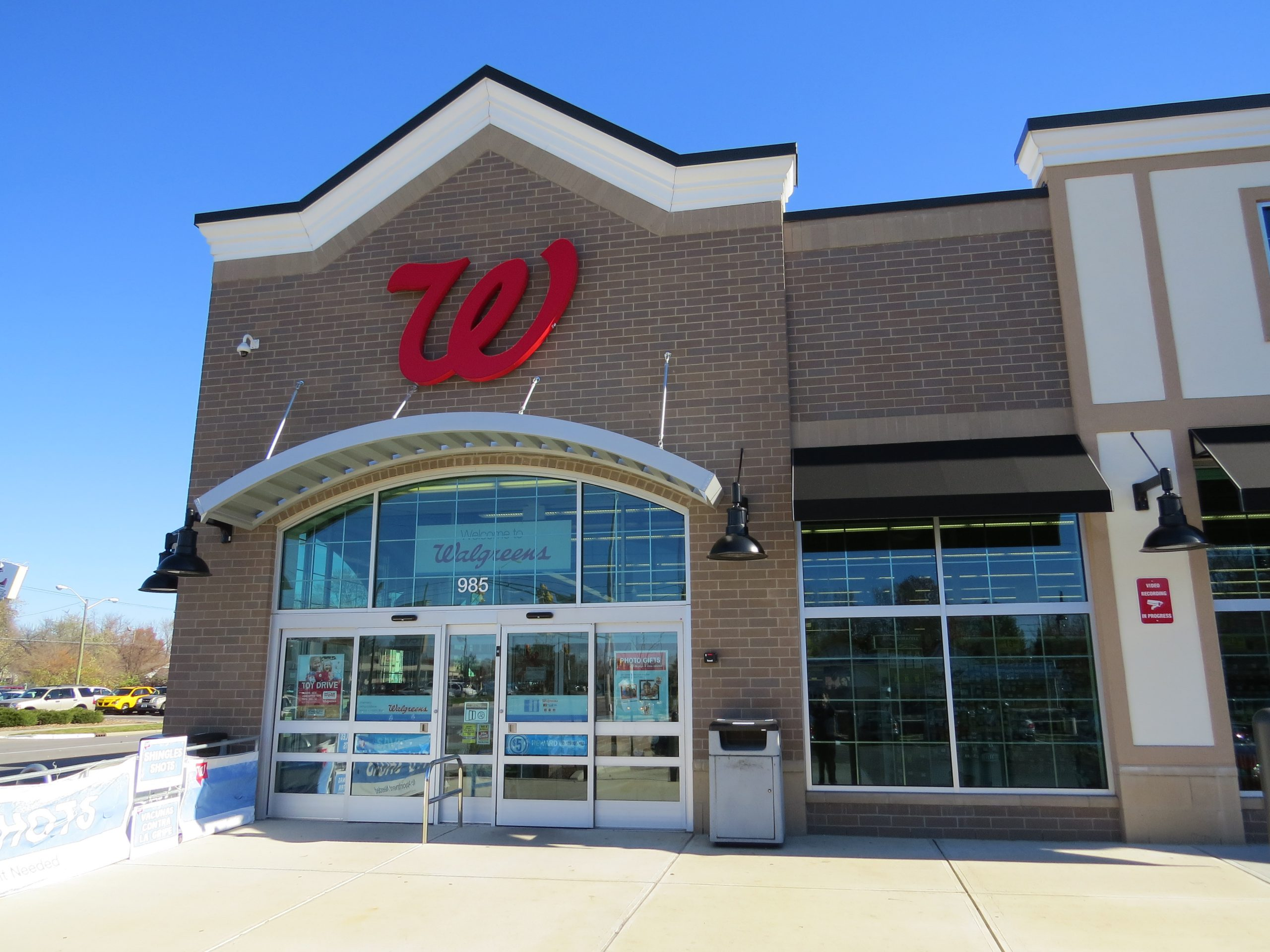 Aluminum-Architectural-Canopy-Awning-Walgreens