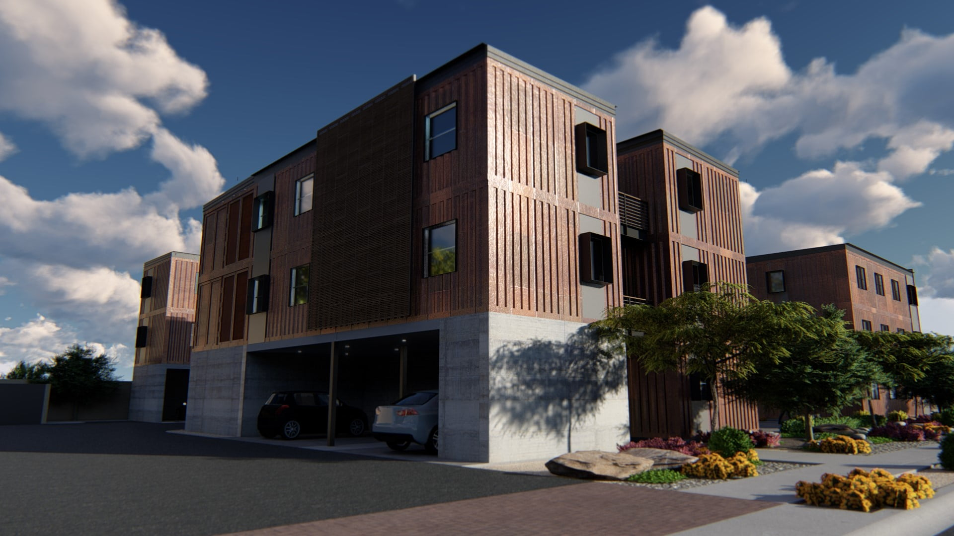 Modular-Multi-Family-Housing