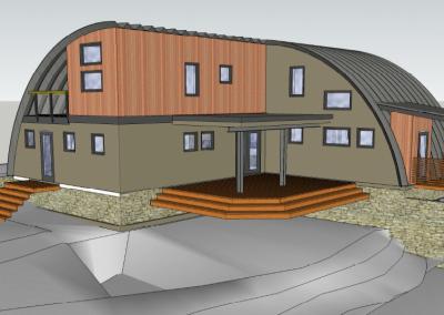 Quanset-Hut-Home