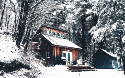 The Benefits of Designing a Home During the Winter